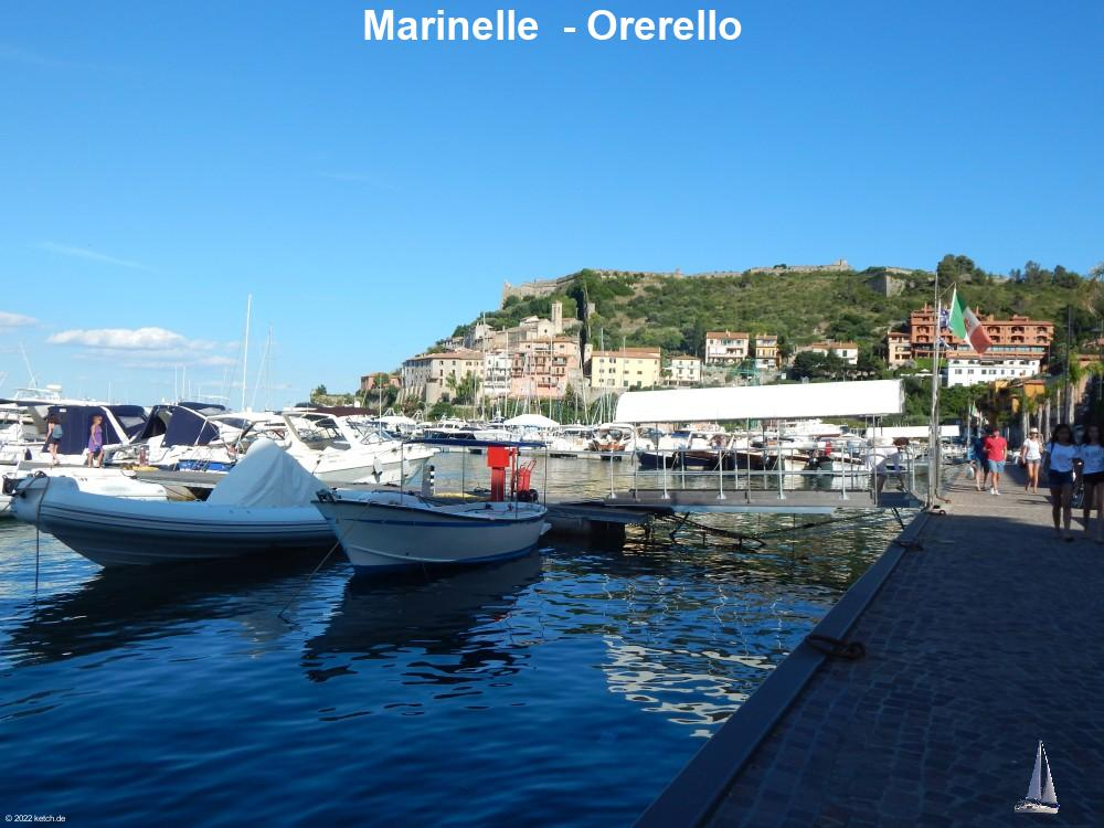 Marinelle  - Orerello