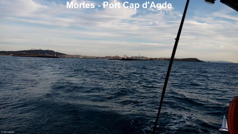 Mortes - Port Cap d'Agde