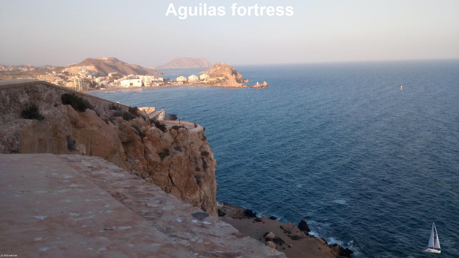 Aguilas fortress